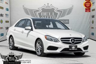 Used 2016 Mercedes-Benz E-Class E 250 BlueTEC, AMG, 360 CAM, NAVI, SENSOR, PANO ROOF for sale in Toronto, ON