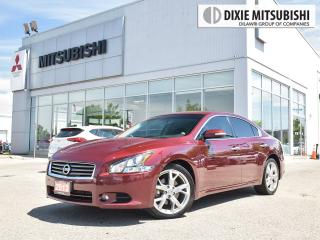 Used 2012 Nissan Maxima SV | LEATHER | SUNROOF | BACK-UP CAMERA for sale in Mississauga, ON