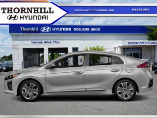 New 2019 Hyundai Ioniq Hybrid Luxury Hatchback  - Leather Seats for sale in Thornhill, ON