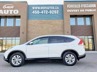 Used 2012 Honda CR-V Traction intégrale 5 portes EX for sale in St-Eustache, QC