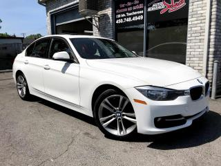 Used 2015 BMW 3 Series Berline 4 portes 320i xDrive, Traction i for sale in Longueuil, QC