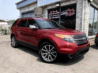 Used 2015 Ford Explorer Traction avant 4 portes XLT NAVIGATION for sale in Longueuil, QC