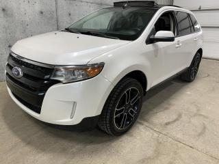 Used 2013 Ford Edge Sel, Traction for sale in Lévis, QC