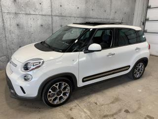 Used 2014 Fiat 500 L Trekking Cuir Toit for sale in Lévis, QC