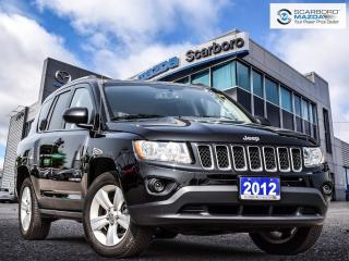 Used 2012 Jeep Compass Sport/North|NO ACCIDENTS|BLUETOOTH for sale in Scarborough, ON