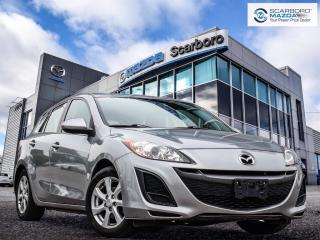 Used 2011 Mazda MAZDA3 Sport 1 OWNER|NO ACCIDENT|AUTO|HATCHBACK for sale in Scarborough, ON