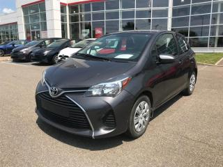 Used 2016 Toyota Yaris CE 3 PORTES for sale in Québec, QC