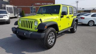 Used 2016 Jeep Rubicon for sale in Laval, QC