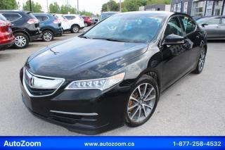 Used 2015 Acura TLX TECH **WOW** FINANCEMENT FACILE !! for sale in Laval, QC