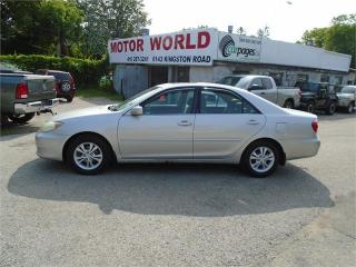 Used 2006 Toyota Camry LE for sale in Scarborough, ON