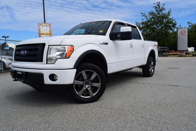 2010 Ford F-150 AC/AUTO/ROOF/LEATHER/PL/P