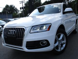 Used 2015 Audi Q5 2.0T QTRO KOMFORT|ONE OWNER|50,000KM|AUTO for sale in Burlington, ON