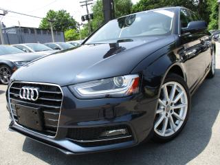Used 2015 Audi A4 2.0T QTRO|S-LINE|PROGRESSIV|NAVIGATION|21,000KMS for sale in Burlington, ON