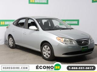 Used 2010 Hyundai Elantra L for sale in St-Léonard, QC