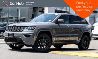 New 2019 Jeep Grand Cherokee Altitude|New Car|Jeep.Adv.Active.Safety,Trailer.Tow.Pkgs|Sunroof| for sale in Thornhill, ON