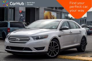 Used 2018 Ford Taurus Limited|Sunroof|Backup.Cam|GPS|Bluetooth|Heat.Seats|Keyless.Go| for sale in Thornhill, ON