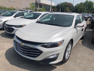 New 2019 Chevrolet Malibu LT for sale in Markham, ON
