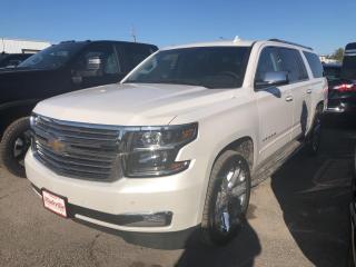 Used 2019 Chevrolet Suburban Premier for sale in Markham, ON