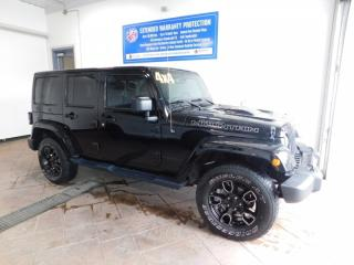 Used 2017 Jeep Wrangler Unlimited Smoky Mountain LEATHER for sale in Listowel, ON