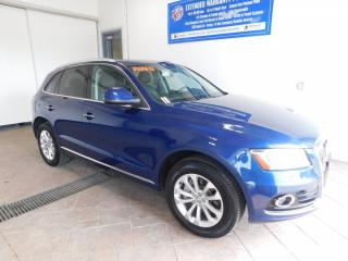 Used 2015 Audi Q5 3.0T Technik LEATHER NAVI SUNROOF for sale in Listowel, ON