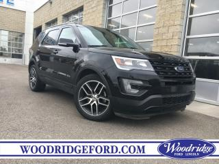 Used 2017 Ford Explorer SPORT for sale in Calgary, AB