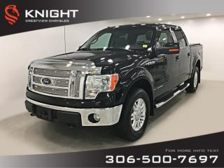 Used 2009 Ford F-150 Lariat SuperCrew | Leather | Sunroof for sale in Regina, SK