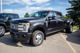 New 2019 Ford F-350 Platinum for sale in Okotoks, AB