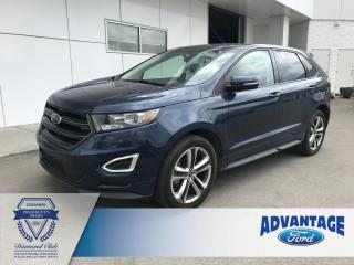 Used 2017 Ford Edge Sport Navigation - Reverse Camera for sale in Calgary, AB