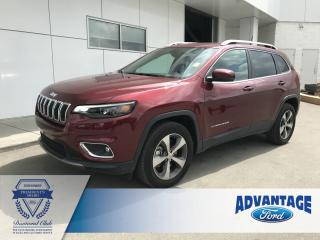 Used 2019 Jeep Cherokee Limited Twin Moon Roof for sale in Calgary, AB