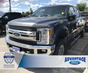Used 2017 Ford F-350 XLT 6.7 L Power Stroke Turbo Diesel for sale in Calgary, AB