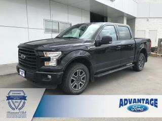 Used 2015 Ford F-150 XLT Leather - Reverse Camera for sale in Calgary, AB