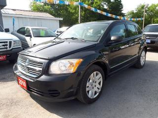Used 2010 Dodge Caliber SXT,Certified for sale in Oshawa, ON