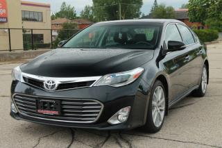 Used 2013 Toyota Avalon Limited NAVI | Cooled Seats | Leather | Sunroof for sale in Waterloo, ON