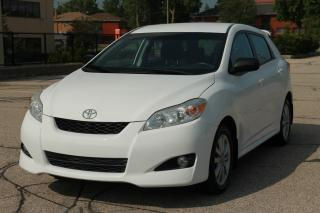 Used 2010 Toyota Matrix Certified for sale in Waterloo, ON