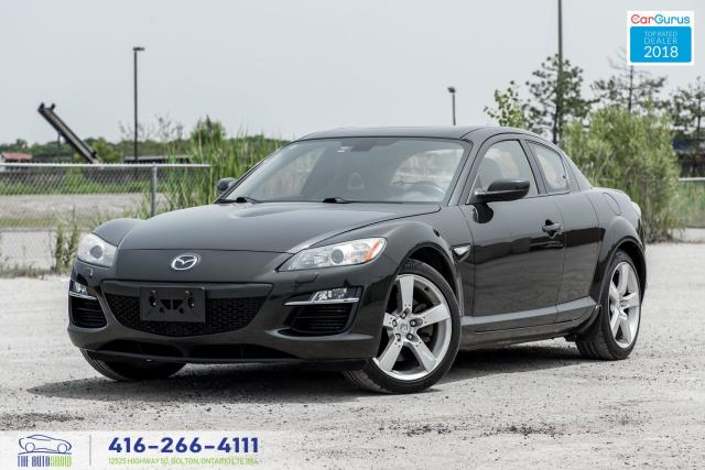 2010 Mazda RX-8 M-6 GT Leather/Roof CleanCarfax Serviced Certified