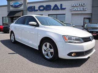Used 2013 Volkswagen Jetta TDI COMFORTLINE AUTO SUNROOF. for sale in Ottawa, ON