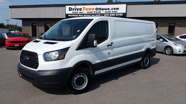 2017 Ford Transit Cargo Van 250 EXTENDED CARGO VAN  **90 Days no Payments**
