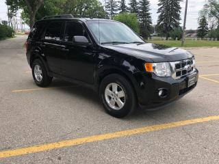 Used 2012 Ford Escape XLT Alloys, 2.5L 4 Cyl. Manual Transmisson for sale in Winnipeg, MB