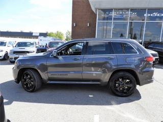 Used 2016 Jeep Grand Cherokee Overland HIGH ALTITUDE PACKAGE/NAVI/ADVANCED TECHN for sale in Concord, ON