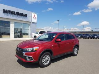 Used 2018 Mitsubishi RVR SE for sale in Lethbridge, AB
