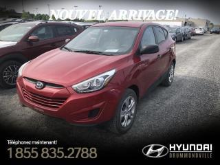 Used 2015 Hyundai Tucson GL AWD + GARANTIE + A/C + BLUETOOTH + C for sale in Drummondville, QC