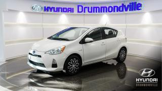 Used 2013 Toyota Prius c MAGS + CRUISE + BLUETOOTH + A/C + WOW ! for sale in Drummondville, QC