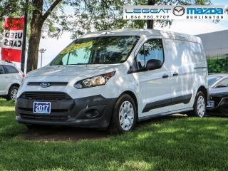Used 2017 Ford Transit Connect XL- BETTER THAN A PICK UP TRUCK FOR CARGO for sale in Burlington, ON