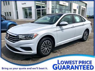 New 2019 Volkswagen Jetta 1.4T Highline Auto for sale in PORT HOPE, ON