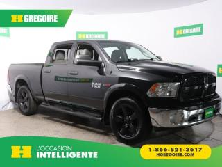 Used 2016 RAM 1500 Outdoorsman 4x4 for sale in St-Léonard, QC