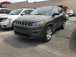 Used 2018 Jeep Compass NORTH 4X4 for sale in Sherbrooke, QC