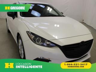Used 2014 Mazda MAZDA3 GX-SKY for sale in St-Léonard, QC