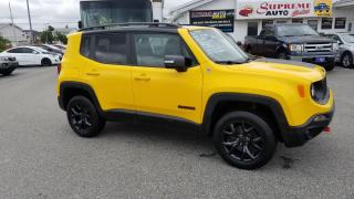 Used 2016 Jeep Renegade Trailhawk for sale in Mount Pearl, NL