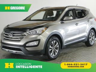 Used 2015 Hyundai Santa Fe SPORT AC GR ELEC for sale in St-Léonard, QC