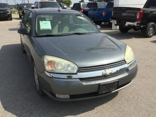 Used 2005 Chevrolet Malibu LT | AS IS PRICE for sale in Harriston, ON